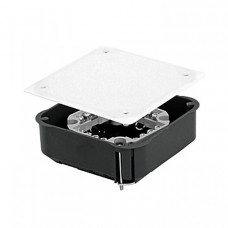 Коробка распаячная КМП-020-024 для полых стен с металлическими лапками, клеммником и крышкой (115х115х45) EKF PROxima   plc-kmp-020-024   EKF