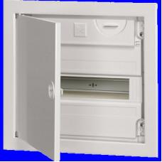Корпус щита с металлической дверцей встраиваемый КМПв 4/14   MKP54-V-14-30-01   IEK