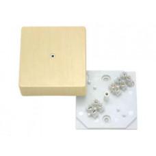 Коробка разветвительная с клеммником, сосна | КРК2702 0201-И | HEGEL