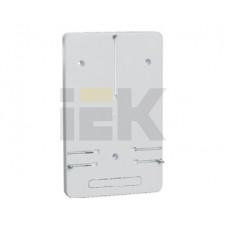 Панель для установки счетчика ПУ3/0 3-фазн. (200х320х25 мм) | MPP11-3 | IEK
