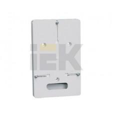 Панель для установки счетчика ПУ 1/0 1-фазн. (150х245х20мм) | MPP11-1 | IEK