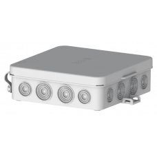 Коробка разветвительная 103х103х32, 16 выводов, IP54 | КР2504 | HEGEL