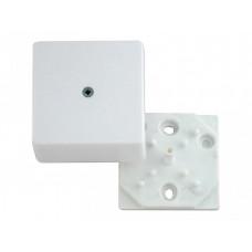 Коробка разветвительная 60х60х30 без клеммника IP40 | КРК2701-01 | HEGEL