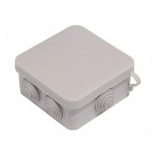 Коробка разветвительная 85х85х40, 6 вывода, IP55 | КР2603 | HEGEL