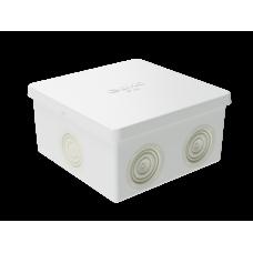 Коробка ответвит. с кабельными вводами. IP44. 80х80х40мм | 53700 | DKC