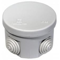Коробка расп. для о/п 70*50 IP55 4 ввода 40-0110   40-0110   Промрукав