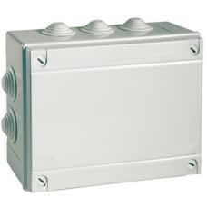 Коробка ответвит. с кабельными вводами. IP55. 240х190х90мм | 54200 | DKC