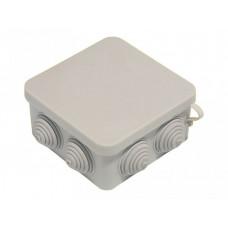 Коробка разветвительная 100х100х50, 7 вывода, IP55 | КР2604 | HEGEL