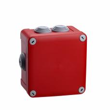 КОРОБКА СОЕД.MUREVA 105Х105Х65 IP55 КРАС | ENN05165 | Schneider Electric