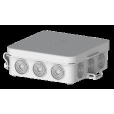 Коробка разветвительная 87х87х31, 12 выводов, IP54 | КР2503 | HEGEL