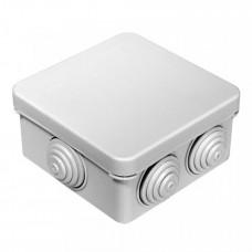Коробка распределительная 40-0215 для о/п безгалогенная (HF) атмосферостойкая 80х80х40 (105шт/кор)   40-0215   Промрукав