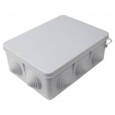 Коробка разветвительная 190х140х70, 10 выводов, IP55 | КР2607 | HEGEL