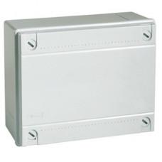 Коробка ответвит. с гладкими стенками, IP56, 100х100х50мм,цвет красный | 53811 | DKC