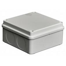 Коробка распаячная герметичная IP55 100х100х50мм ШхВхГ   00846   ABB