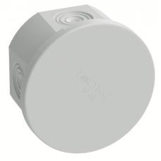 Коробка ответвит. с кабельными вводами. IP44. д.80х40мм | 53600 | DKC