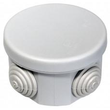 Коробка расп. для о/п 65*40 4 ввода IP55 40-0100   40-0100   Промрукав