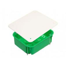 Коробка распределительная С/У 120х100Х50 металлические лапки (для полых стен) | КР1203 | HEGEL