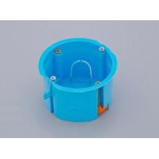 Коробка установочная 65х40 пластиковые лапки (для полых стен)   10170   Рувинил