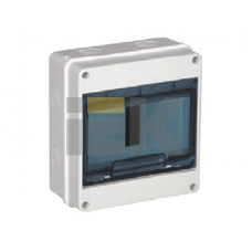 Корпус пластиковый КМПн-5 IP55 | MKP72-N3-05-55 | IEK