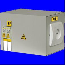 Ящик с понижающим трансформатором ЯТП-0.25 220/42-2 36 УХЛ4 IP30 | MTT12-042-0250 | IEK