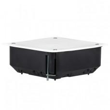 Коробка распределительная С/У 110х110х45 КМП-020-008 металлические лапки (для полых стен) | plc-kmp-020-008 | EKF