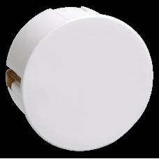 Коробка распределительная С/У 80х40 КМ41024 металлические лапки, с крышкой (для полых стен) | UKG01-080-040-000-M | IEK