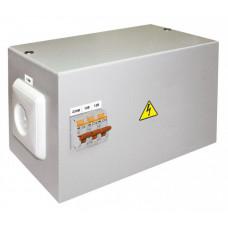 Ящики с понижающим трансформатором ЯТП-0,25 220/12-3авт. | SQ1601-0002 | TDM