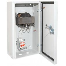 Ящики с понижающим трансформатором ЯТП-0,25 220/24-2авт. IP54 | SQ1601-0015 | TDM