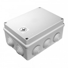 Коробка уравнивания потенциалов 40-0310-У для открытой установки 150х110х70 (28шт/кор) | 40-0310-у | Промрукав