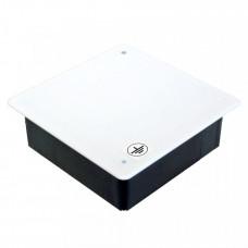 Коробка уравнивания потенциалов 80-0860С-У для скрытой установки в сплошные стены 103х103х47 (72шт/кор) | 80-0860с-у | Промрукав