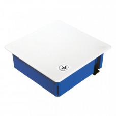 Коробка уравнивания потенциалов 80-0960-У для скрытой установки в полые стены 103х103х47 (72шт/кор) | 80-0960-у | Промрукав