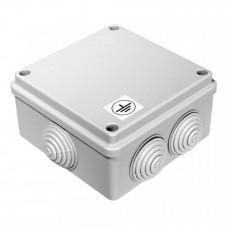 Коробка уравнивания потенциалов 40-0300-У для открытой установки 100х100х50 (60шт/кор) | 40-0300-у | Промрукав