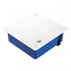 Коробка уравнивания потенциалов 80-0960С-У для скрытой установки в полые стены 103х103х47 (72шт/кор) | 80-0960с-у | Промрукав