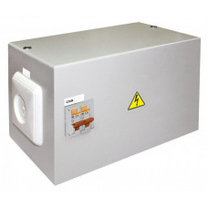 Ящики с понижающим трансформатором ЯТП-0,25 220/24-2авт. | SQ1601-0003 | TDM