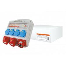 РУСПн 1х615 - 4хРП10-3+2х415 IP54 | SQ1605-0101 | TDM