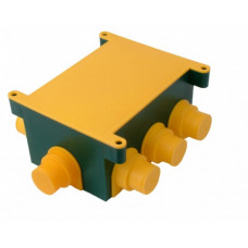 Коробка разветвительная 120х80х60, 8 выводов   КР1301   HEGEL