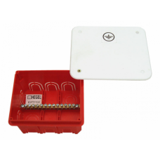 Коробка уравнения потенциалов 120х100х60 IP20 | КУП1102-И | HEGEL