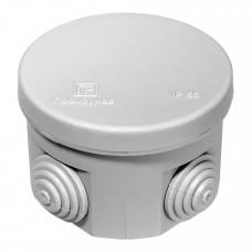 Коробка распределительная 40-0115 для о/п безгалогенная (HF) атмосферостойкая 70х50 (132шт/кор)   40-0115   Промрукав