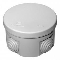 Коробка распределительная 40-0125 для о/п безгалогенная (HF) атмосферостойкая 80х50 (102шт/кор)   40-0125   Промрукав