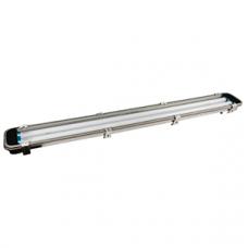 Указатель аварийный светодиодный SUBMARINE BS-9741-2x30 T8 LED 66Вт 1ч комбинированный накладной IP65   a12405   Белый свет