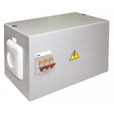 Ящики с понижающим трансформатором ЯТП-0,25 220/36-3авт. | SQ1601-0006 | TDM