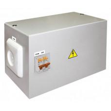 Ящики с понижающим трансформатором ЯТП-0,25 220/36-2авт. | SQ1601-0005 | TDM