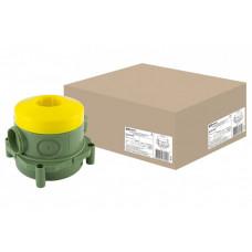 Установочная коробка СП 82х80х72,5мм, для заливки в бетон | SQ1402-9001 | TDM