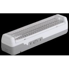Указатель аварийный светодиодный ДБА 3928 4,8Вт 8ч непостоянный накладной/переносной IP20 | LDBA0-3928-100-K01 | IEK