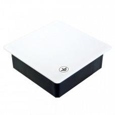 Коробка уравнивания потенциалов 80-0860-У для скрытой установки в сплошные стены 103х103х47 (72шт/кор) | 80-0860-у | Промрукав