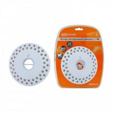 Фонарь кемпинговый 48xLED 4xAA Кемпинг 1х48, подвес, магниты | SQ0350-0017 | TDM