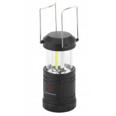 Фонарь кемпинговый 3хLED COB 3xAA KB-502 Кемпинг Заря, складной, магнит, крючок, пластиковый | Б0030188 | ЭРА