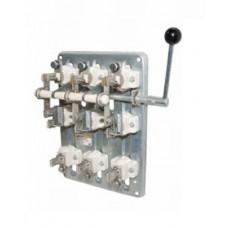 Рубильник РПС-4 400А правый привод (без ПН2)   SQ0730-0003   TDM
