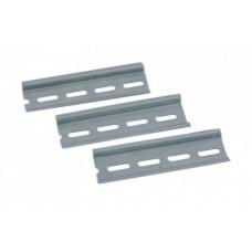 DIN-рейка (22,5см) оцинкованная | SQ0804-0011 | TDM