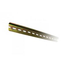 DIN-рейка перфорированная 125 мм EKF PROxima | adr-12.5 | EKF